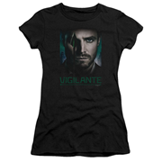 Arrow TV Series Good Eye Juniors T-Shirt