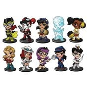 DC Lil Bombshells Mini Vinyl Figure Series 2.5 Case