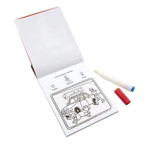Melissa & Doug Vehicles On the Go Color Blast No-Mess Coloring Pad