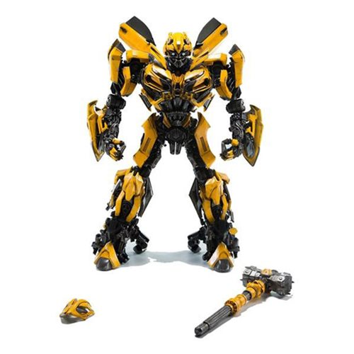 Transformers: The Last Knight Bumblebee Premium 1:6 Scale Action Figure