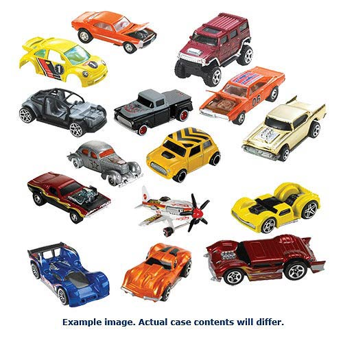 Hot Wheels Retro Entertainment 2014 Wave 1 Case