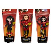 Incredibles 2 Costumed Dolls Wave 2 Case