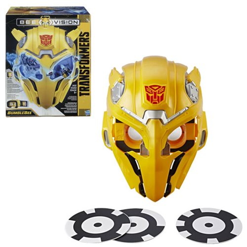Transformers Bumblebee Bee Vision AR Mask Game