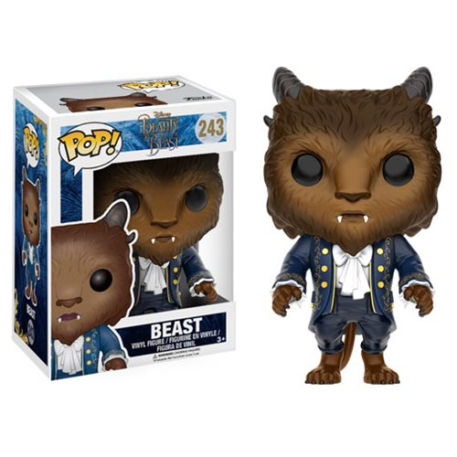 Beauty and the Beast Live Action Beast Pop! Vinyl Figure