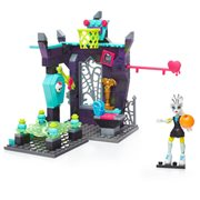 Mega Bloks Monster High Physical Deaducation Gym Playset