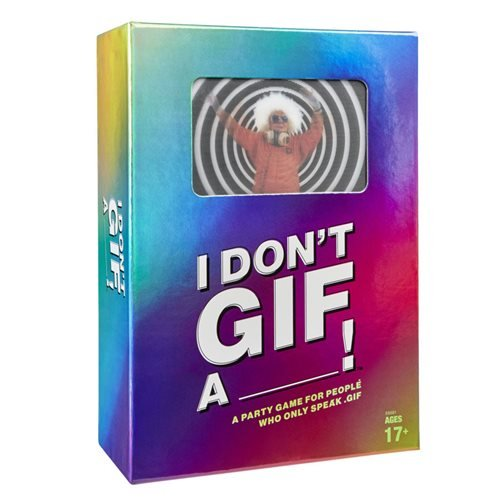 I Don't GIF A __! Game