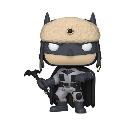 Batman Red Son Batman 2003 80th Anniversary Pop! Vinyl Figure