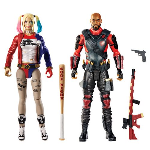 DC Multiverse Suicide Squad 12-Inch Action Figure Wave 1 Case