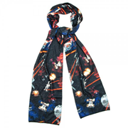 Star Wars Sublimated Poly Knit Scarf