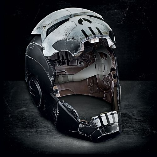 Marvel Legends Gamerverse Punisher War Machine Helmet Prop Replica - Exclusive