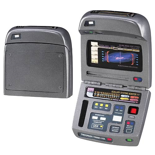 Star Trek Mark OSX Endgame Science Tricorder Kit