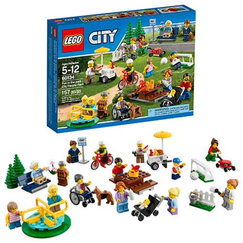 LEGO City Town 60134 Fun In The Park City People Pack