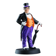DC Superhero Penguin Best Of Figure with Collector Magazine, Not Mint