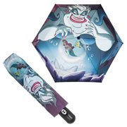 The Little Mermaid Ursula Photo Real Art Umbrella