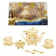Beauty and the Beast Live Action Enchanted Objects Tea Set