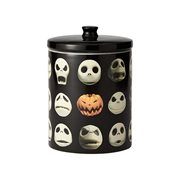 Nightmare Before Christmas Jack Skellington Faces Cookie Jar