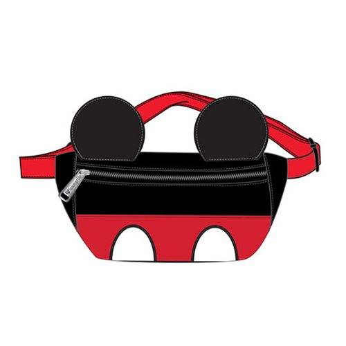 Mickey Mouse Ears Fanny Pack