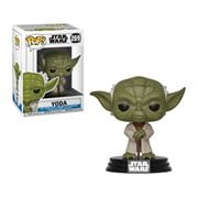 Star Wars: The Clone Wars Yoda Pop! Vinyl Figure #269