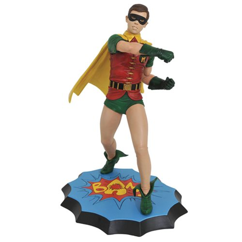Batman 1966 Premier Collection Robin Statue