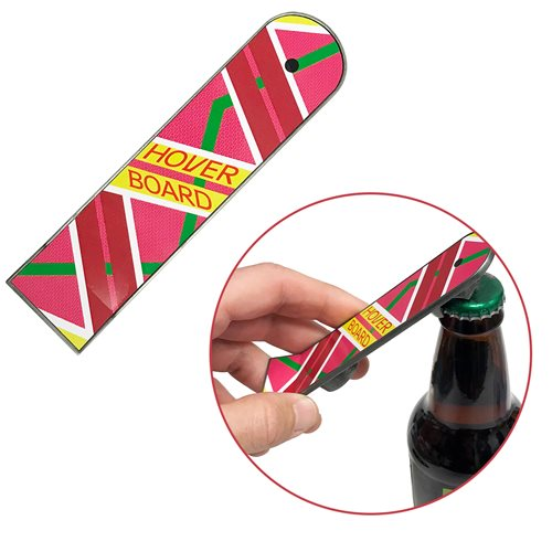 Back to the Future Marty McFly Hoverboard Bottle Opener