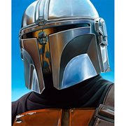 Star Wars: The Mandalorian No Love for the Empire Christian Waggoner Canvas Giclee Art Print