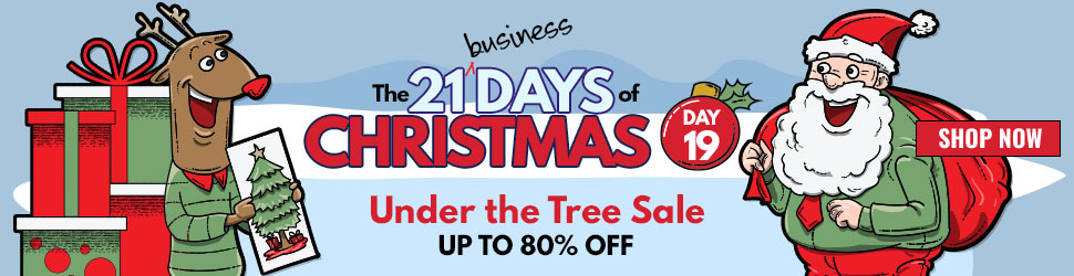 Under the Tree Sale Friday