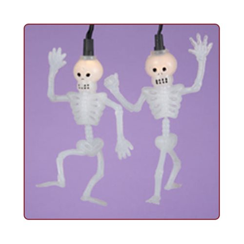 Halloween Dancing Skeleton Light Set
