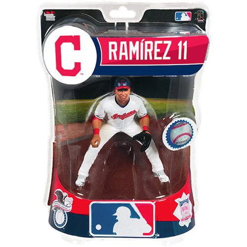 MLB Cleveland Indians Jose Ramirez 6-Inch Action Figure