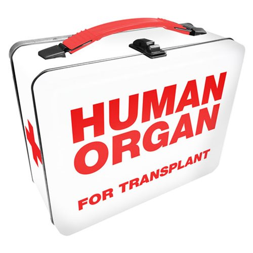 Human Organ Gen 2 Fun Box Tin Tote