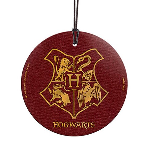 Fantastic Beasts: The Crimes of Grindelwald Hogwarts Crest StarFire Prints Hanging Glass Ornament