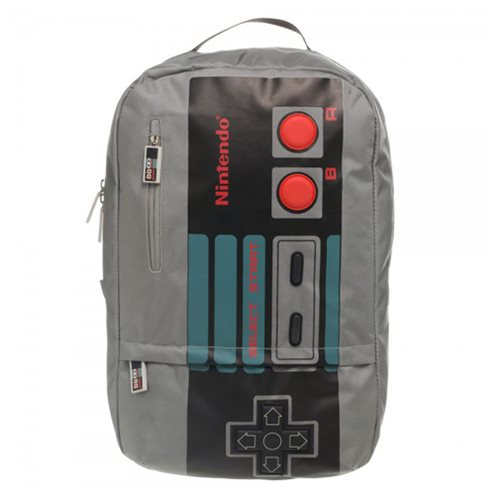 ce58429fd599 Nintendo Controller Laptop Backpack - Entertainment Earth