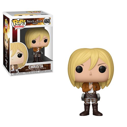 Attack on Titan Christa Pop! Vinyl Figure #460