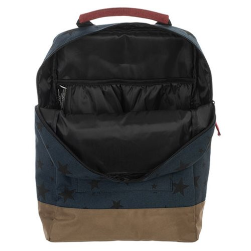 Wonder Woman Stars Tote Backpack