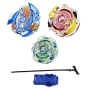 Beyblade Burst Rip Fire Packs Wave 2 Set
