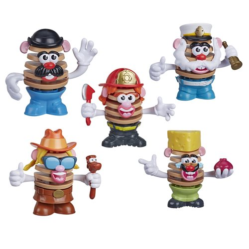Mr. Potato Head Chips Wave 1 Case