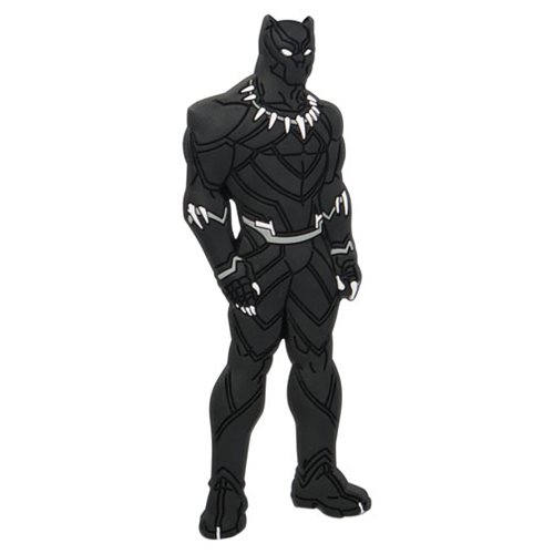 Black Panther Soft Touch Magnet
