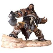 Warcraft Movie Durotan Statue