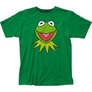 The Muppets Kermit Face T-Shirt