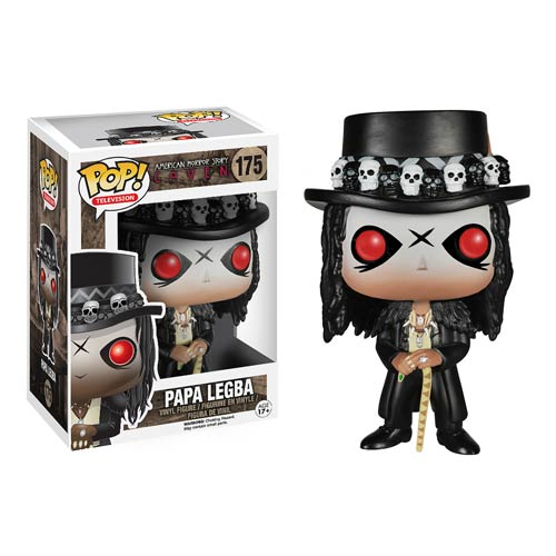 American Horror Story Season 3 Coven Papa Legba Pop! Vinyl Figure