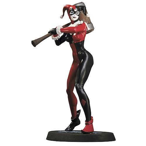 DC Universe Online Harley Quinn Statue