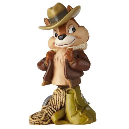 Rescue Rangers Chip Grand Jester Mini-Bust
