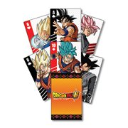 Dragon Ball Super Characters Group Playing Cards
