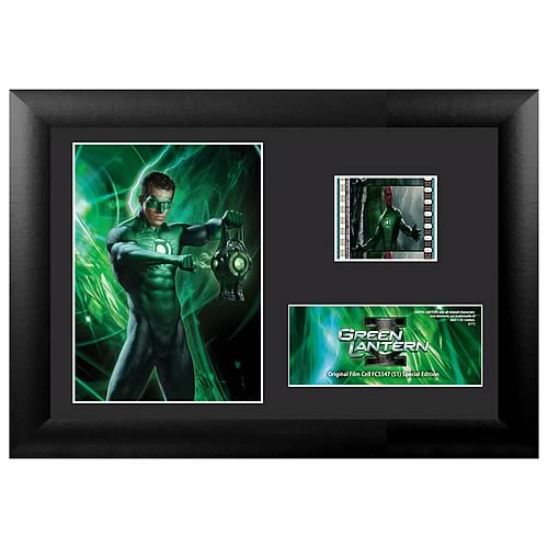 Green Lantern Movie Series 1 Mini Cell