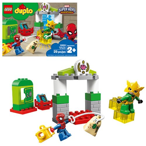 LEGO 10893 DUPLO Marvel Super Heroes Spider-Man vs. Electro