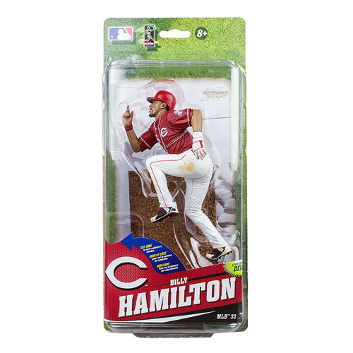 MLB Series 33 SportsPicks Billy Hamilton All-Star Collector Level Action Figure