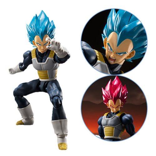 Dragon Ball Super Broly Super Saiyan God Super Saiyan Vegeta Sh Figuarts Action Figure