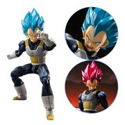 Dragon Ball Super: Broly Super Saiyan God Super Saiyan Vegeta SH Figuarts Action Figure