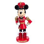 Minnie Mouse Marching Band 10-Inch Nutcracker