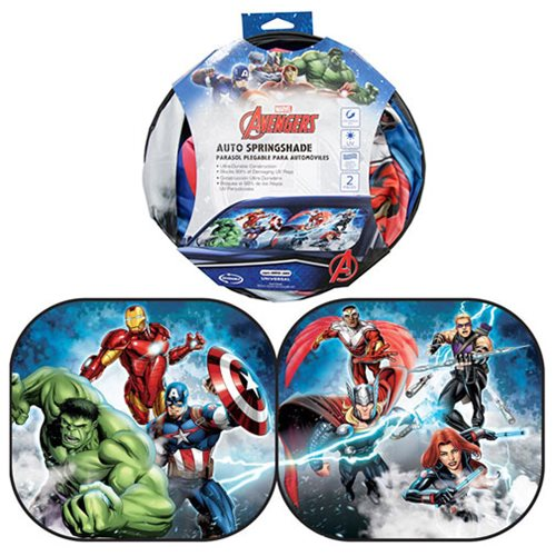 Avengers 2-Piece Magic Spring Sunshade