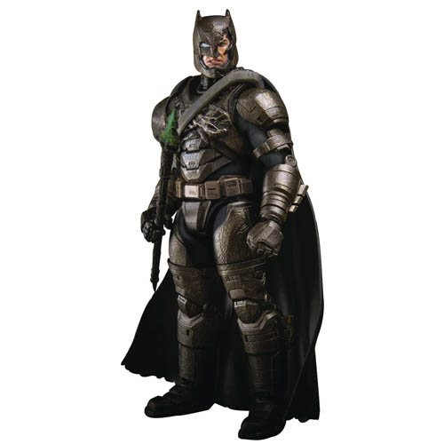 Batman v Superman: Dawn of Justice Armored Batman Damaged Version DAH-005 8ction Action Figure - PX